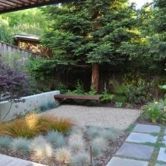 "Like that this is ""messy"".Patios Design, Small Backyards, Backyards Patios, Backyards Design, Small Gardens, Landscapes Architecture, Landscapes Design, Modern Patio, San Francisco"