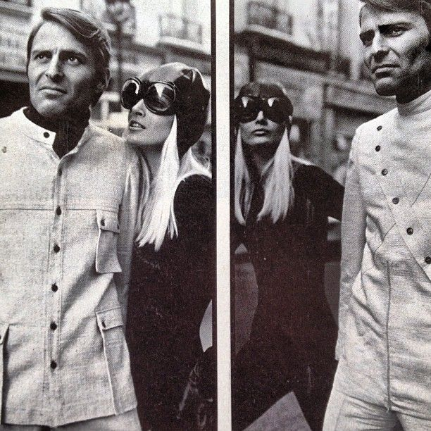 Jackets for just jazzing around in. Man magazine October 1969 #vintage #retro #1960s #60s #sixties