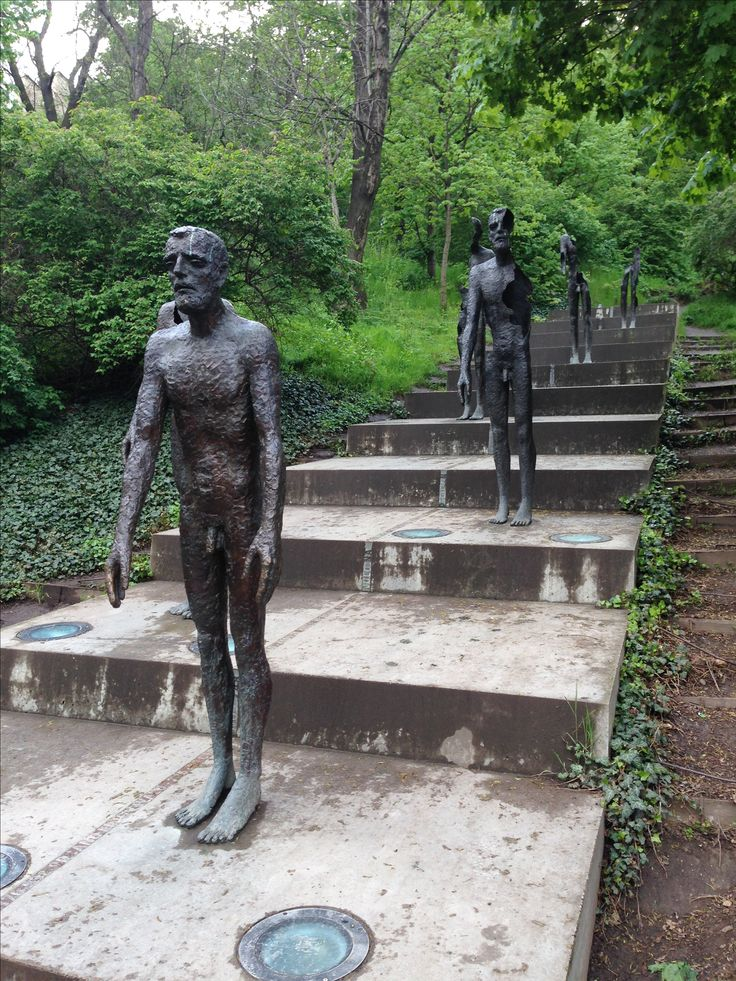 Memorial to the Victims of Communism in Prague, Czech Republic
