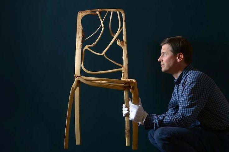 Дизайнер Гэвин Манро (Gavin Munro) имеет сложные представления о традиционном дизайне мебели, именно поэтому он и создал нечто необычное, свое искусство он называет «Дзен 3D-печать». Вмес…