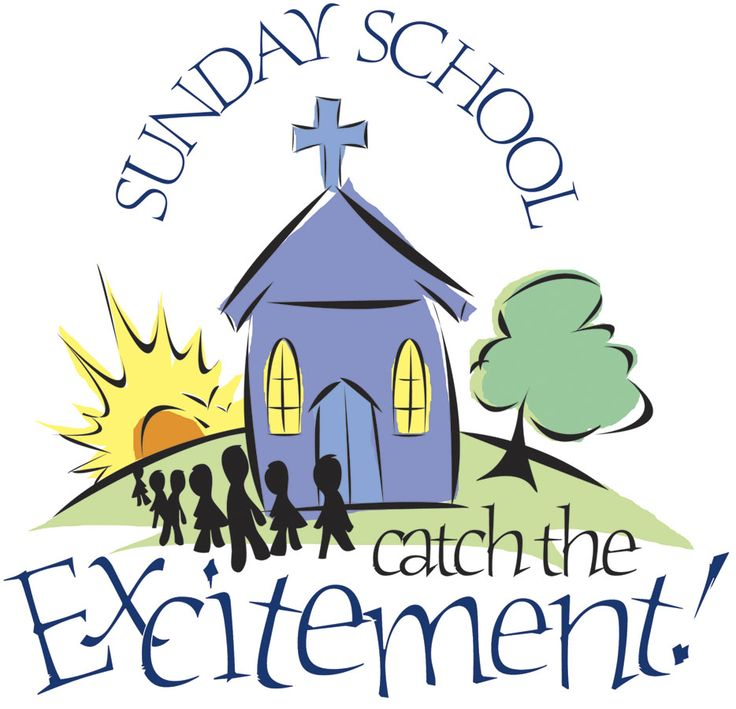 Love this clip art for Sunday School Newsletter