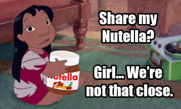 Um… | 17 Disney Nutella Memes Guaranteed To Make You Laugh Out Loud