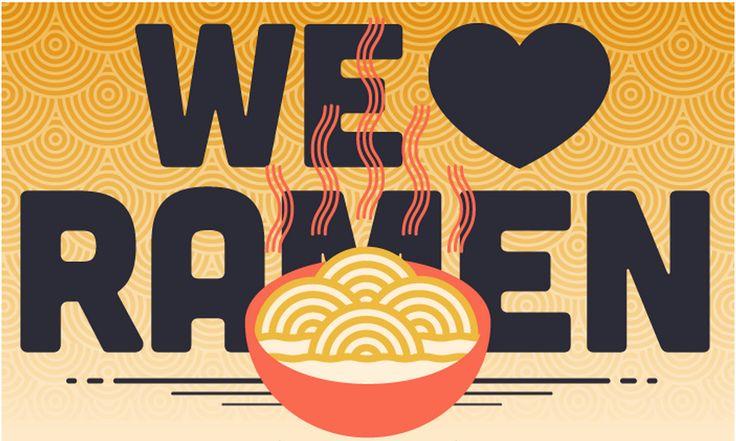 We love ramen!