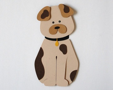 Puppy Decor by Wall Duds contemporary kids decor