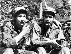 Fidel Castro and his brother lead a disastrous assault on the Moncada Barracks, preliminary to the Cuban Revolution.
