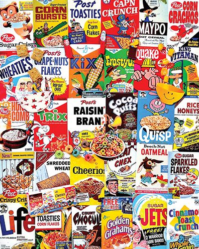 17 Best Images About Cereal Box Design On Pinterest Adobe Cereal Names And Lesson Plans