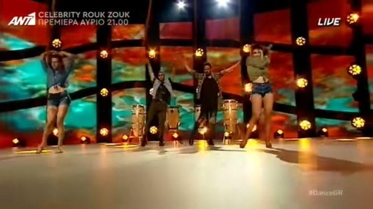 Παπακωνσταντίνου - Μανδηλάς - Λαγουδάκη - So You Think You Can Dance - L...