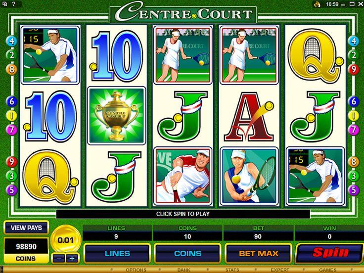 Centre Court Slot Machine, Casinò online Voglia di Vincere #Slot, #Slotmachine, #Vogliadivincere, #Casinòonline