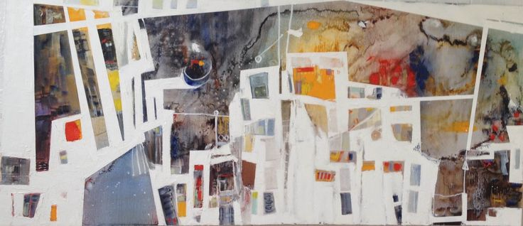 Óleo, arte moderno, arte contemporáneo, chilean art, arte chileno, color, transparencias, Chile