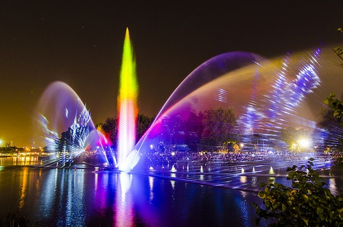 Light Fantastic from White Night Melbourne