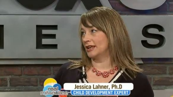 Jessica Lahner, Ph.D. from jaxinthebox.com talks about strategies for saving money (and staying sane!) on your next family vacation.