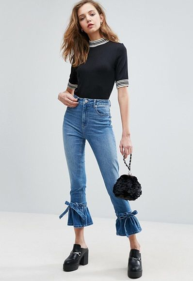 It's all in the (denim) details