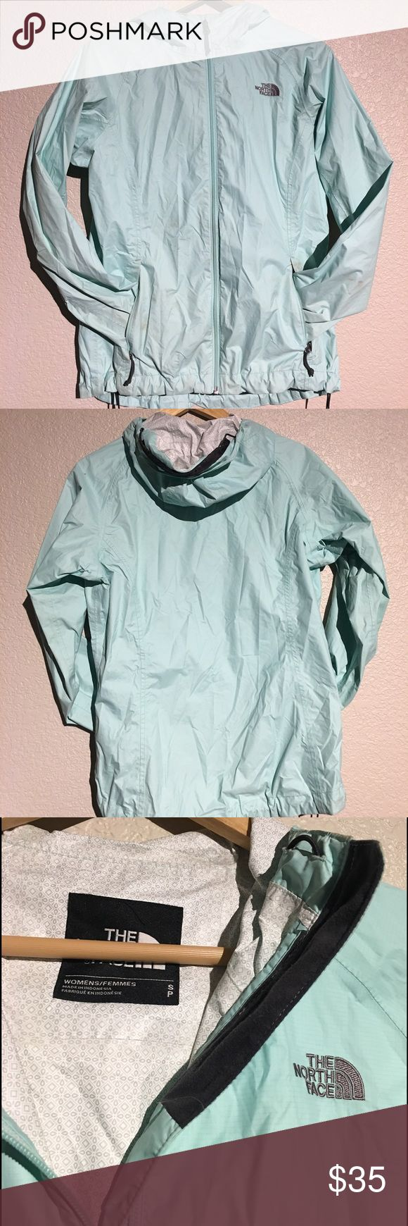 North Face Women's Rain Jacket Best rain Jacket ever. Used it for - year and loved it but got a different color! North Face Jackets & Coats Utility Jackets