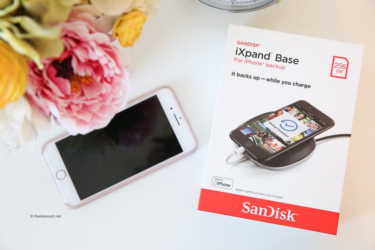 Photography | Photo Storage | Easy Way to Back Up Your Photos with SanDisk iXpand | The Idea Room