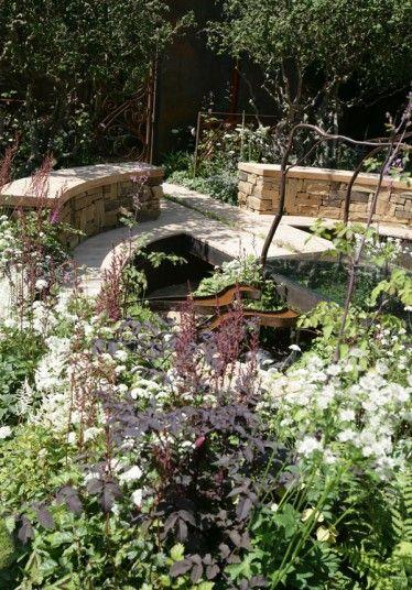 A Cool Garden: gold medal winner, best summer garden