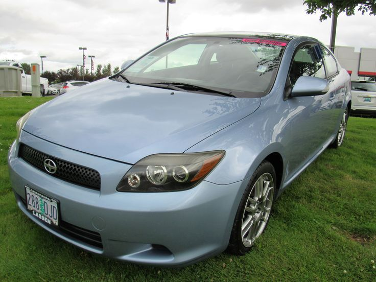 2008 Scion TC  Stock # P8346 Vin # JTKDE167980240410 Call for more details  541-926-4236