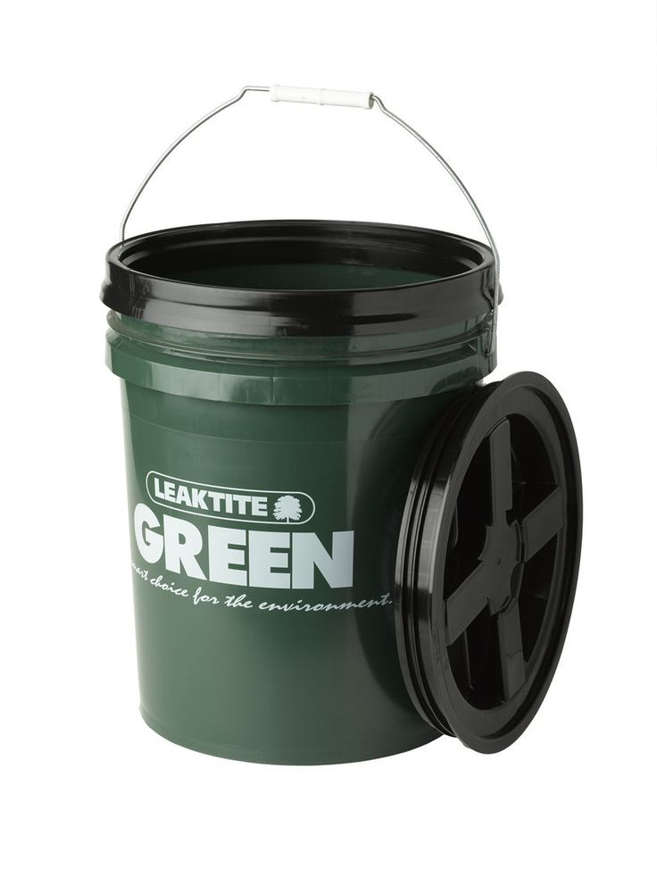 kitchen compost bin big green compost bucket