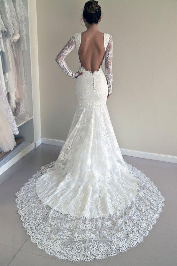 17 best ideas about Perfect Wedding Dress on Pinterest | Pretty ...