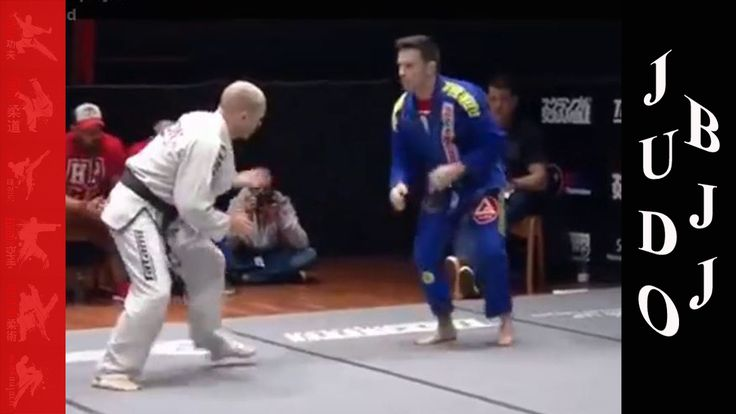 Judo Fighter Destroys BJJ fighter in competition #judo #bjj #martialarts