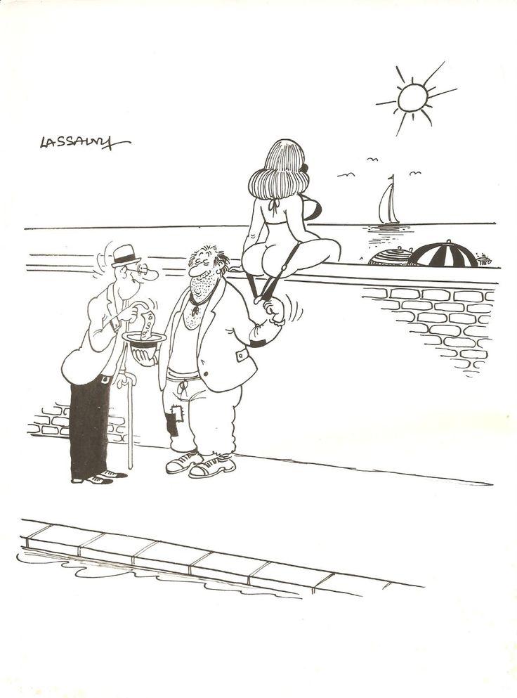 #056 Lassalvy Comic Art
