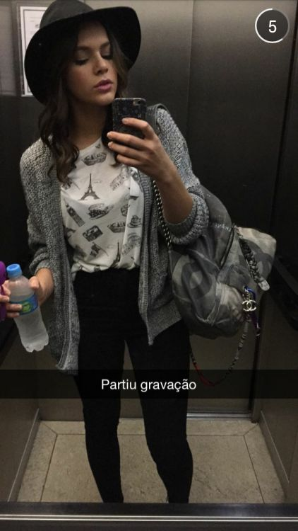 Bruna Marquezine Daily