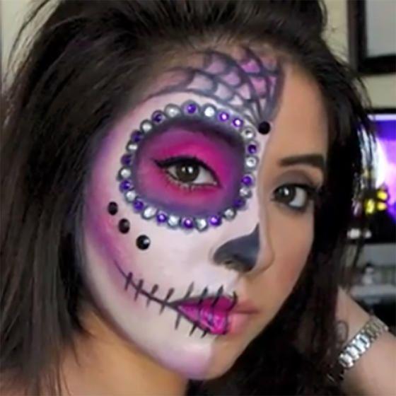 1000 images about dia de los muertos makeup on pinterest