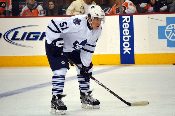 21-year-old defenceman Jake Gardiner was born in Minneapolis. He played 3 years at the University of Wisconsin and spent last season with the Toronto Marlies.
