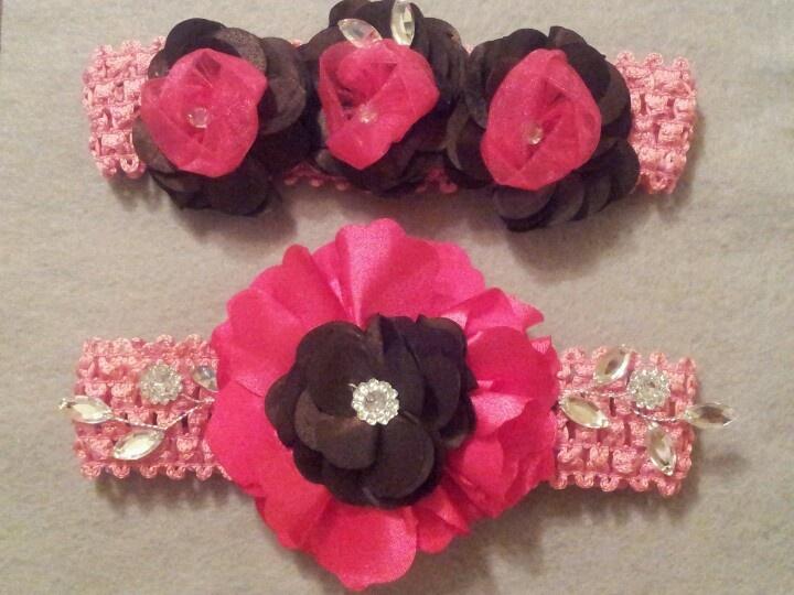 Homemade headbands for baby