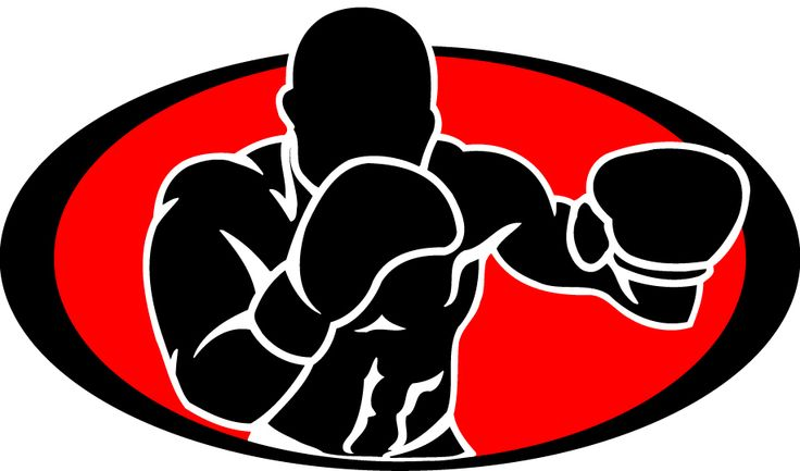 22 best boxing logos by irongloves boxing gym images on