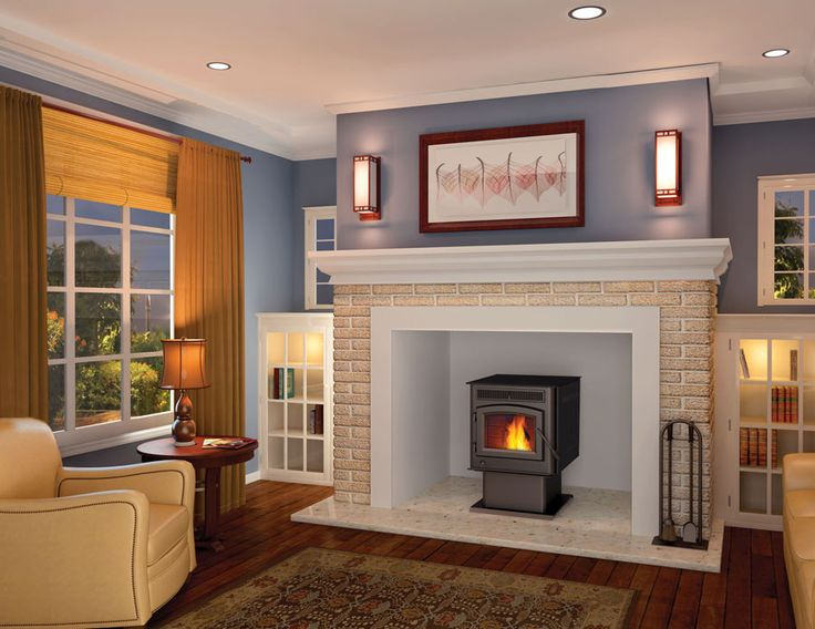 Which Is Better : Wood Stove vs Pellet Stove : Pellet Wood Stoves For As  Many As One Million American Homeowners - 25+ Best Ideas About Wood Pellet Stoves On Pinterest Best Pellet
