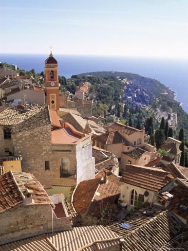 Roquebrune, Côte d'Azur, France