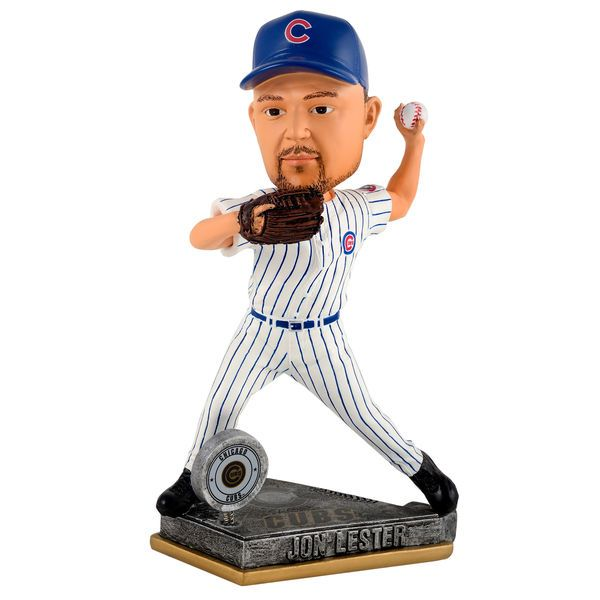 Jon Lester Chicago Cubs Player Action Bobblehead - $29.99