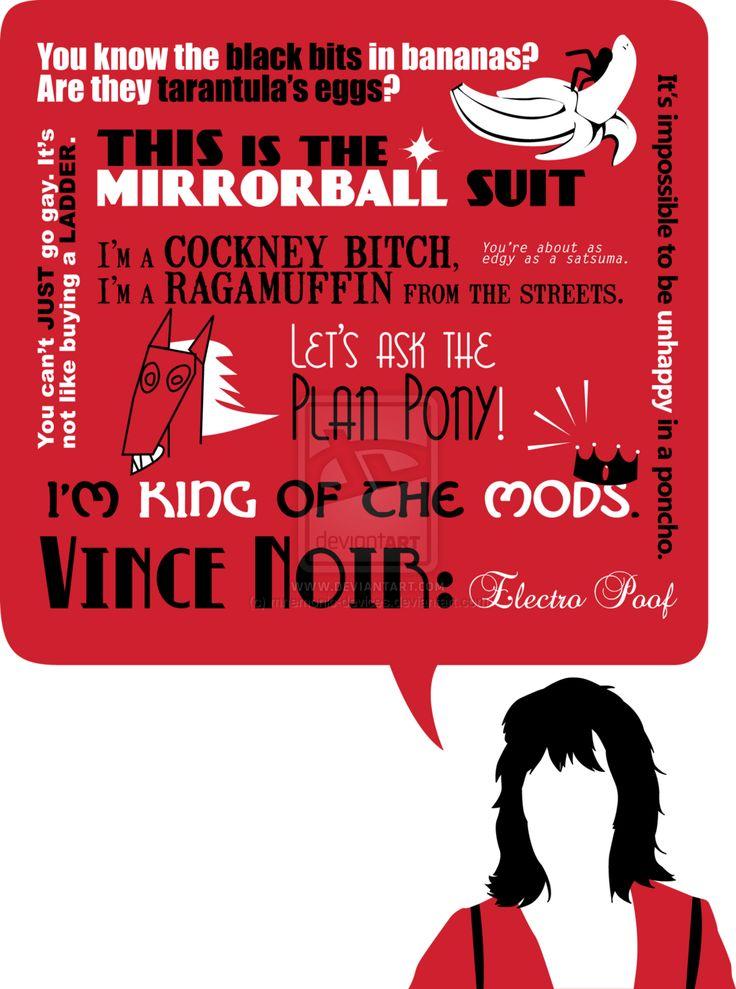 the mighty boosh- vince noir by mnemonic-devices.deviantart.com on @deviantART