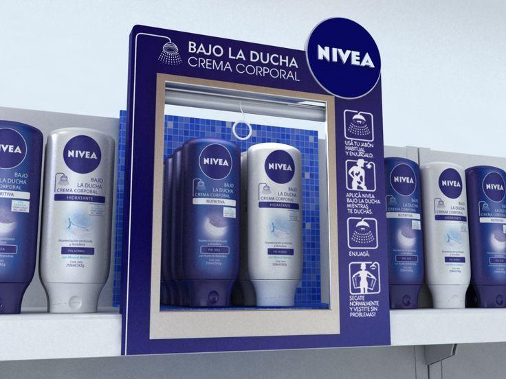 Nivea - Bajo la ducha