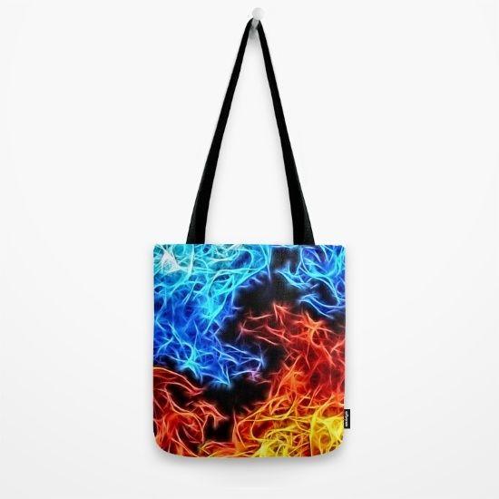 Good and Evil Tote Bag