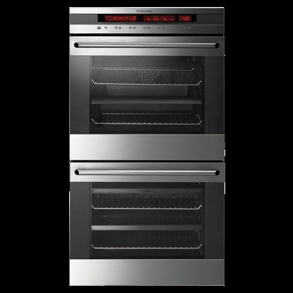 The Electrolux 60cm Electric Wall Oven EDEE63CS