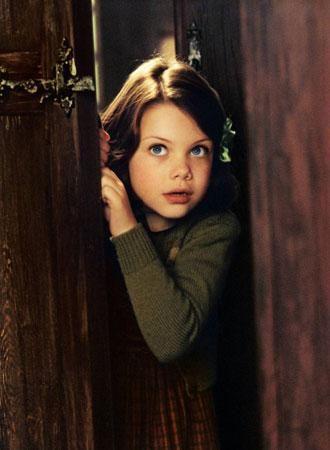 映画「ナルニア国物語」ではルーシーがかわいい!と話題に。映画 ナルニア国物語の画像