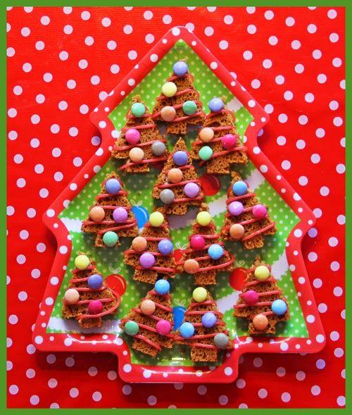 Fieve: Kersttraktaties voor het schooldiner!