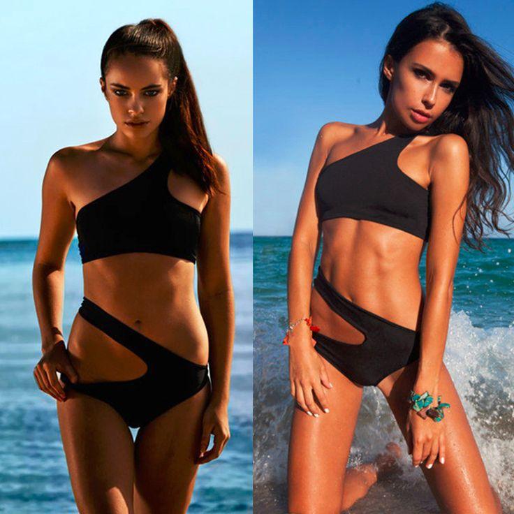 Sexy Women Monokini Hot Brazilian Bikini Swimsuit Swimwear Beach Suit Female Bathing Suits Vintage Summer Beach Wear Clothing