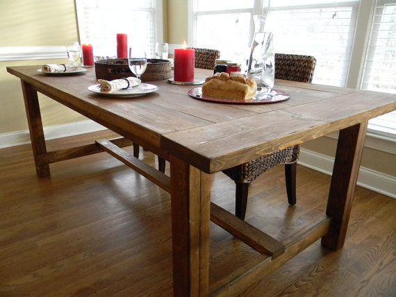 carolina farmhouse farmhouse dining table by piad