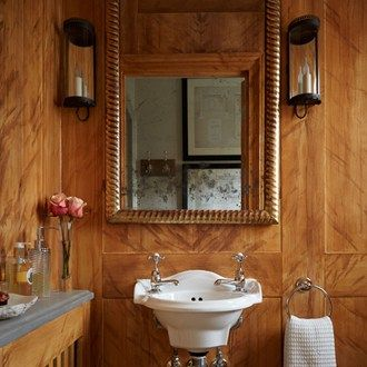 See the best design ideas for the smallest room in the house from House & Garden UK