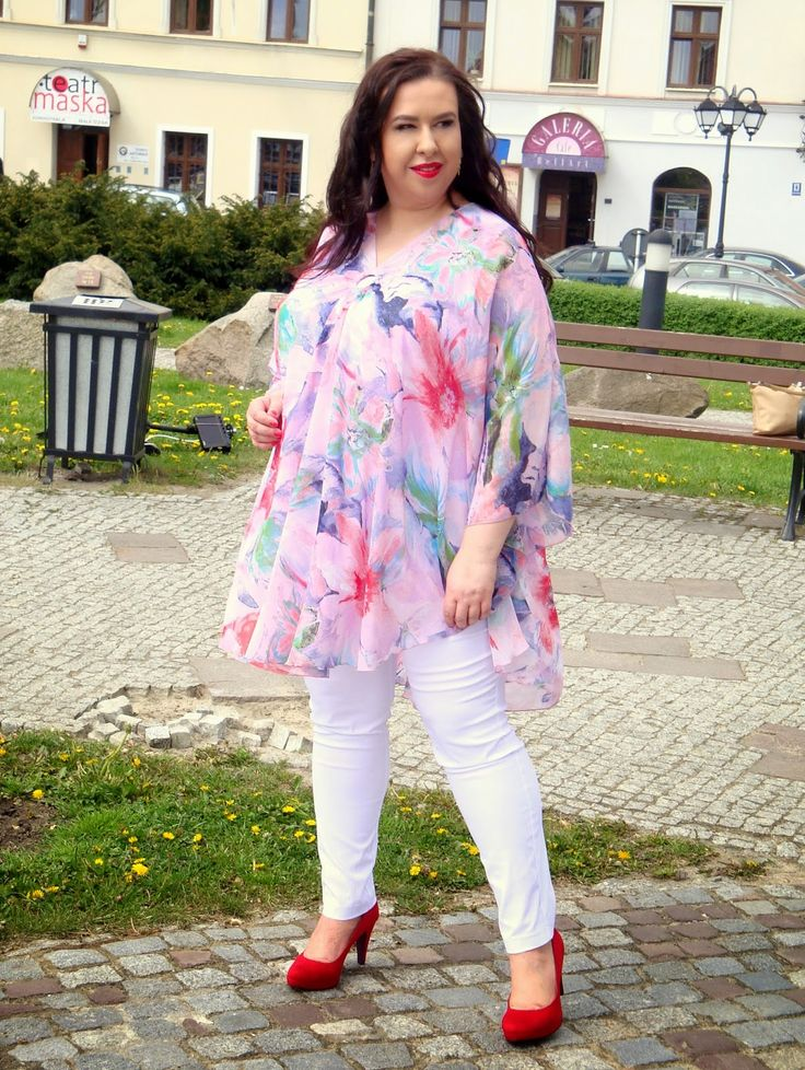 Plus Size Fashion and Style: Z wizytą w butiku Lady Plus w Rzeszowie :)