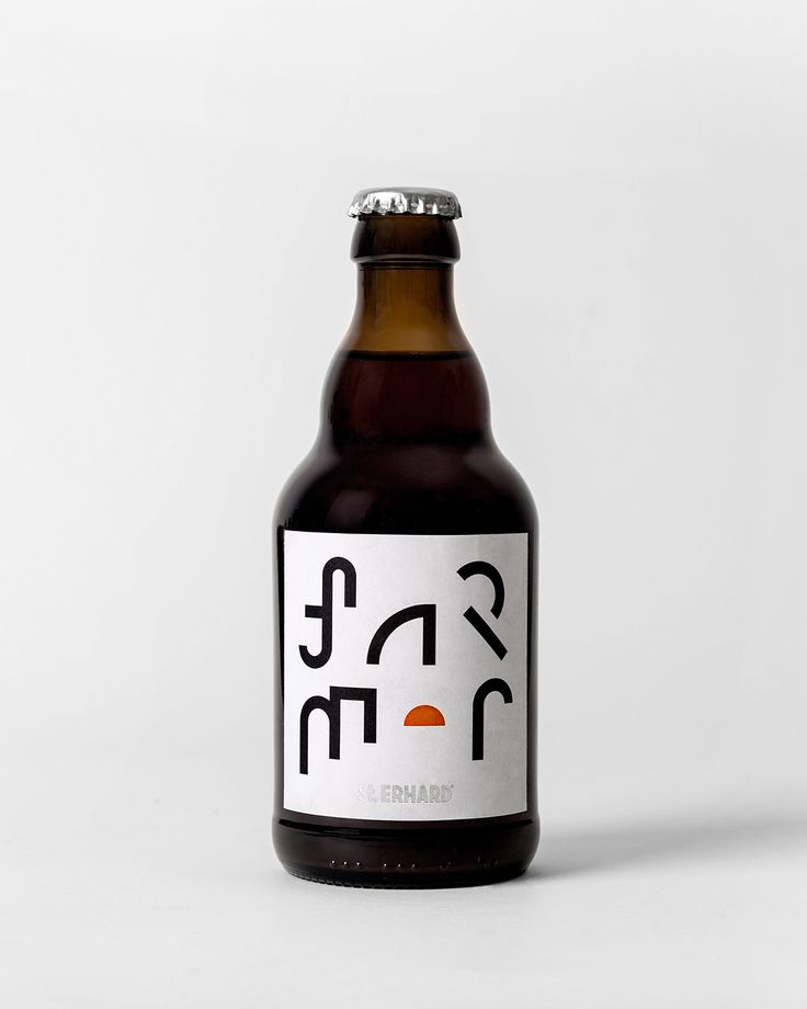 St Erhard by Bedow, Sweden. #beer #branding #packaging