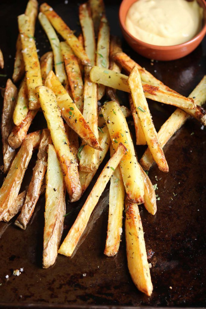 18 best unox recipes images on pinterest fresh healthy foods baked black pepper rosemary fries with aioli clean food recipesvegetarian recipesrecipe creatorstarfishgarlic forumfinder Gallery
