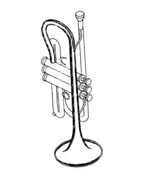 vintage trumpets for sale