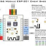 Bereits in der Vergangenheit hatten wir mal den ESP8266: Ein kleiner, günstiger Mikrocontroller, welcher durch hohe Leistung und integriertes WLAN besticht. Inzwischen lässt dieser sich auch über die Arduino-Oberfläche programmieren. Am Beispiel eines ESP-201-Moduls schauen wir uns die Verkabelung, Bootmodi und Programmierung an. ESP-01: Versionen beachten! Die ersten ESP-01 hatten nur d ...