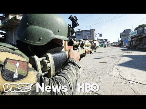 VICE News: Philippines Special Forces are on the Hunt for ISIS Militants (HBO)