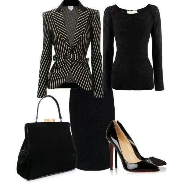 Work outfit, www.lolomoda.com