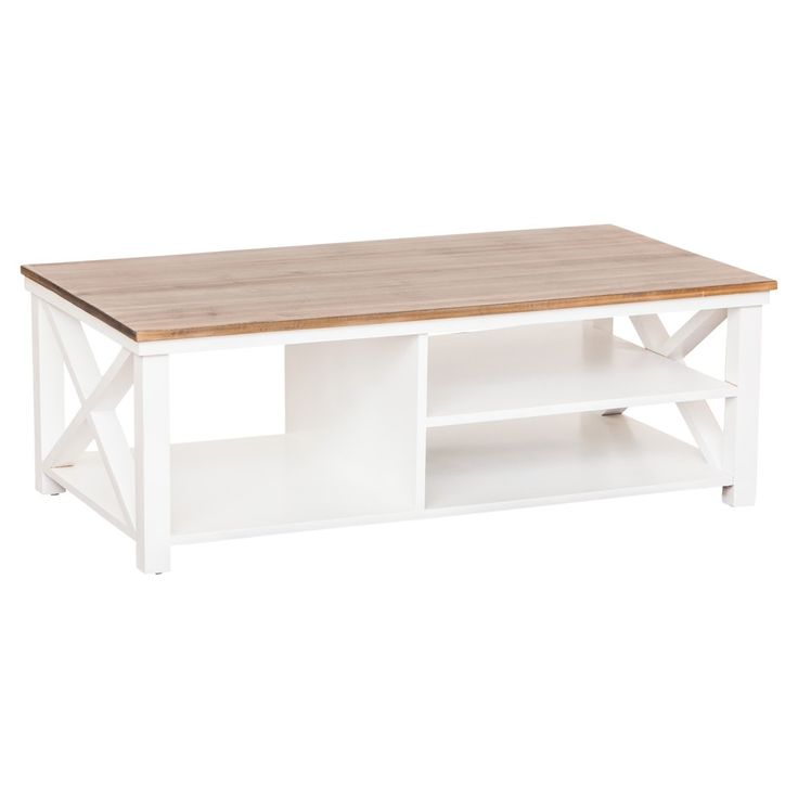 Province Coffee Table Mango 130x70cm