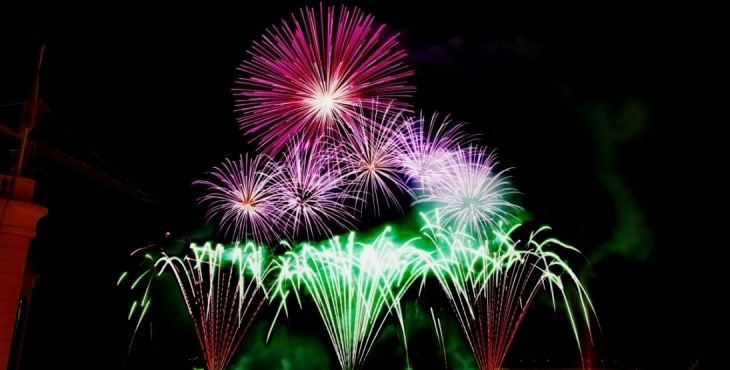 International Competition of musical fireworks of Monaco - Mairie de Monaco Free event, 19th July